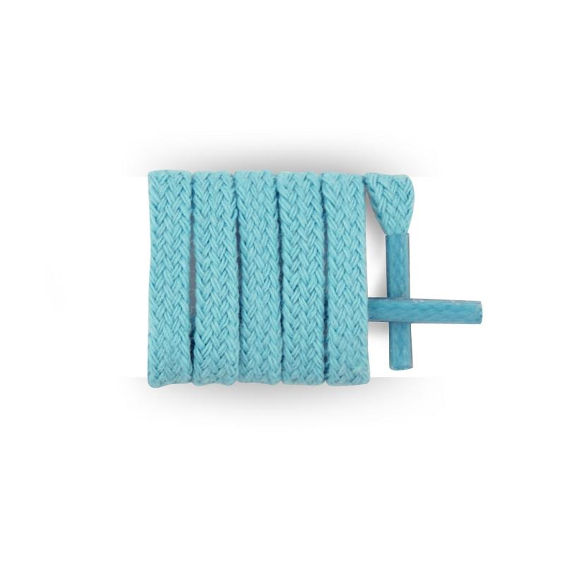 5677d55beab1d ... color gris fuente Par de cordones planos ideal para su calzado victoria  o zapatillas de deporte