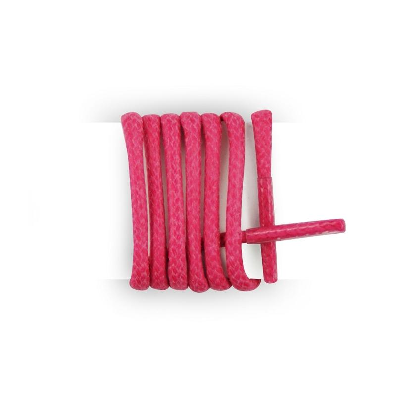 mejor sitio web a8aa9 0b635 Compra Cordones redondos y finos algodón rosa fucsia 75 cm ...