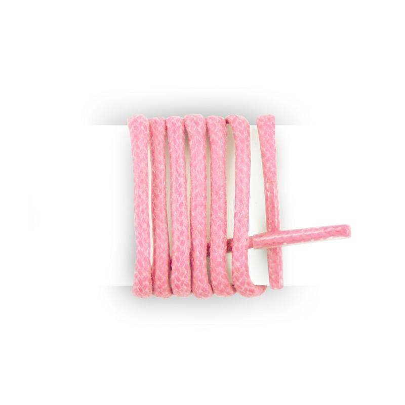 Boutique en ligne 5320f 8af9d Compra Cordones redondos y finos algodón rosa clavel 90 cm ...